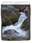 Serra Da Estrela Waterfalls. Portugal Duvet Cover