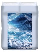 Seven Seas Duvet Cover