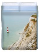 Seven Sisters Cliffs 16 Duvet Cover