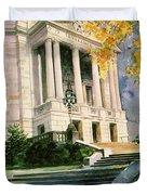 Severance Hall Duvet Cover