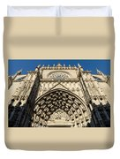 Seville - The Cathedral Duvet Cover