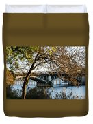 Seville - The Triana Bridge 2  Duvet Cover