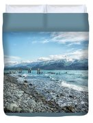 Seward Seashore Duvet Cover