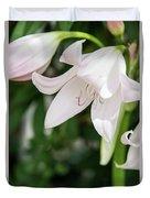 Sexual Flower Duvet Cover