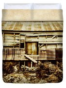 Shabby Country Cottage Duvet Cover