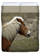 Shackleford Banks Duvet Cover