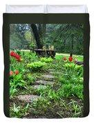 Shade Garden 2  Duvet Cover