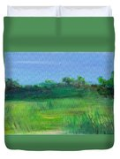 Shaded Meadow Duvet Cover