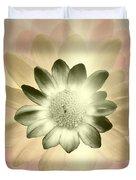 Shades Of A Daisy Duvet Cover