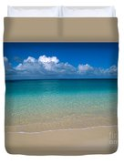Shades Of Blue Duvet Cover