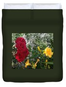Shades Of Color  Duvet Cover