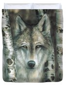 Shades Of Gray Duvet Cover
