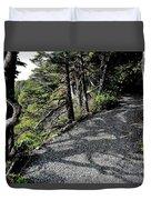 Shadow Path Duvet Cover