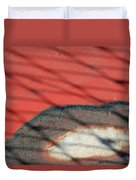 Shadows And Rust Duvet Cover