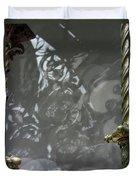 Shadows Duvet Cover