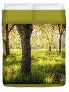 Shady Grove Duvet Cover