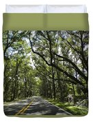 Shady Road Duvet Cover