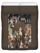 Shah Jahan (1592-1666) Duvet Cover