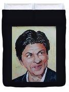 Shah Rukh Khan Duvet Cover