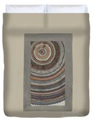 Shaker Circular Rug Duvet Cover
