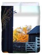 Shaker Fall Decor 2 Duvet Cover