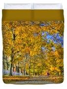 Shaker Fall Walk Duvet Cover
