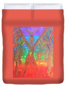 Shakti Angel Duvet Cover