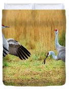 Shall We Dance Duvet Cover