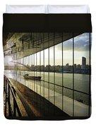 Shanghai City 13 Duvet Cover