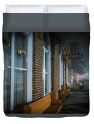 Shaniko Hotel And Cafe Duvet Cover