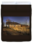 Shaniko Oregon 2 Duvet Cover