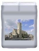 Shanklin United Reformed Church Duvet Cover