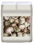 Shantung Garlic Duvet Cover