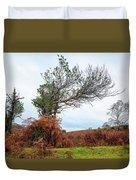 Shapes Of A Nature Duvet Cover