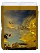 Shapes Of Heaven Duvet Cover