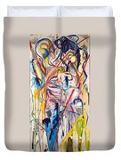 Shards Duvet Cover