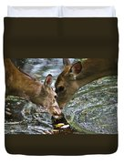 Sharing Duvet Cover