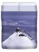 Shark Fin Peak Duvet Cover