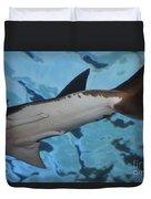 Shark Tail Duvet Cover