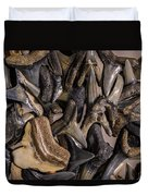 Sharks Teeth 9 Duvet Cover