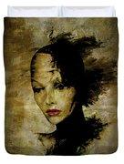 Shattered Duvet Cover