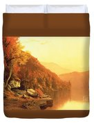 Shawanagunk Mountains Duvet Cover