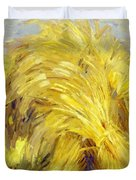 Sheaf Of Grain 1907 Duvet Cover