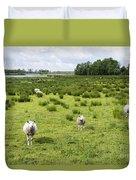 Sheep Animals Duvet Cover