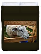 Sheep Four Duvet Cover