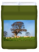 Sheep In Somerset - Impressions Duvet Cover