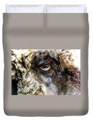 Sheep's Eye Duvet Cover