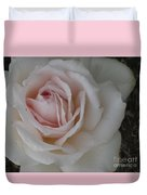 Sheer Bliss Rose Duvet Cover