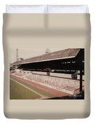 Sheffield United - Bramall Lane - John Street Stand 1 - 1970s Duvet Cover
