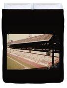Sheffield United - Bramall Lane - John Street Stand 2 - 1970s Duvet Cover